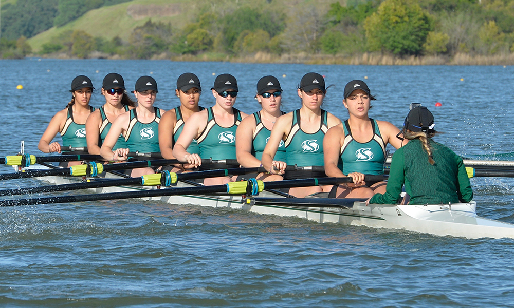 SECOND VARSITY EIGHT WINS SILVER, VARSITY FOUR TAKES BRONZE ON FINAL DAY OF WIRAs