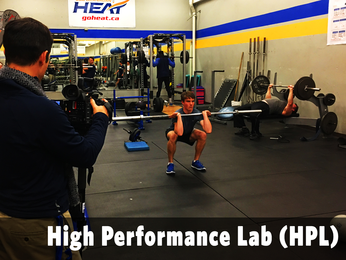 High Performance Lab (HPL)