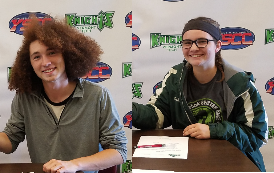 Vermont Tech signs more runners