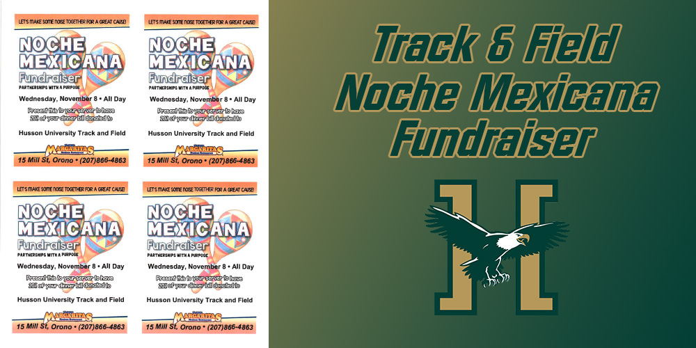 Noche Mexicana Fundraiser for the Track and Field Programs