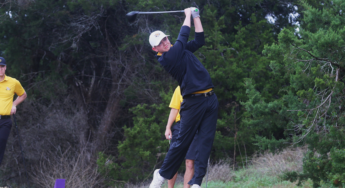 Men's Golf Finish First at TLU John Bohmann Memorial Tournament