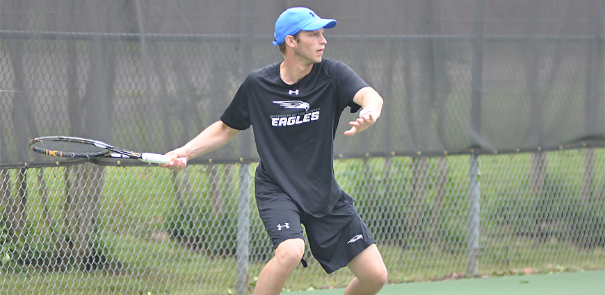 Belhaven Men's Tennis Team Escapes With 5-4 Win