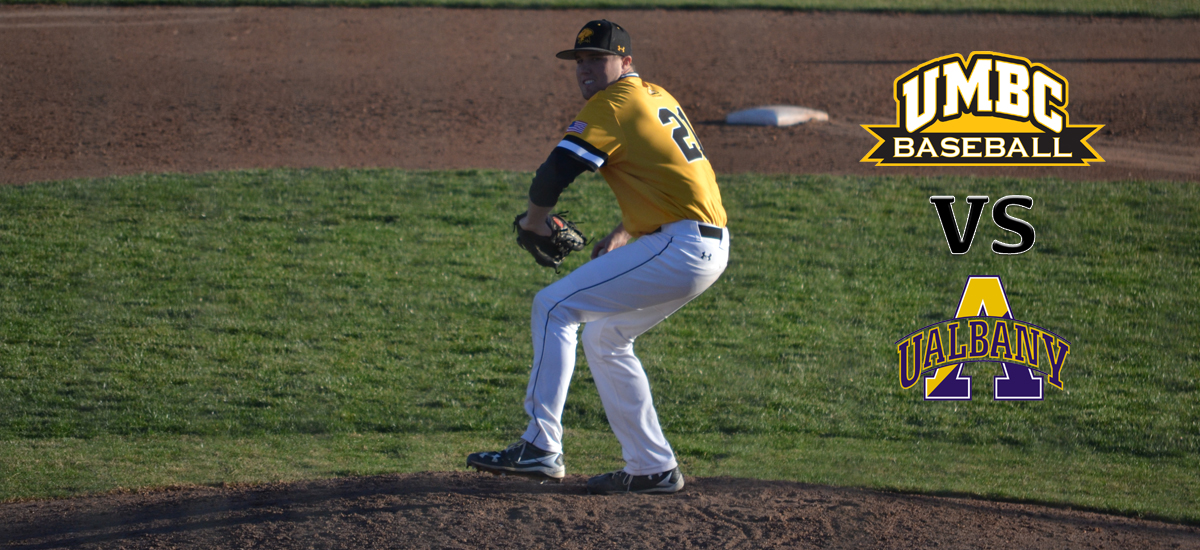 UMBC Baseball Continues Home Stand with Weekend Series Against Albany