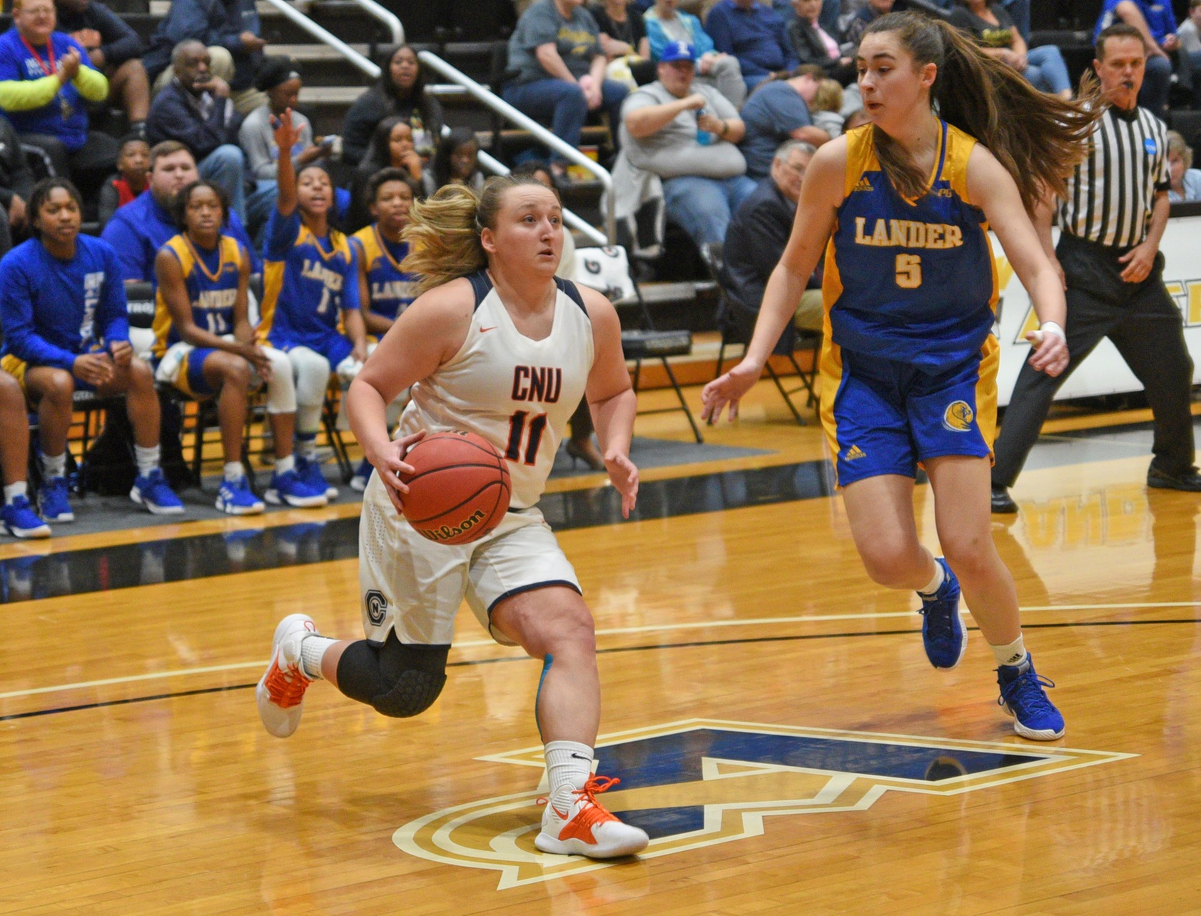 C-N's rally falls shy as Lander leads wire-to-wire