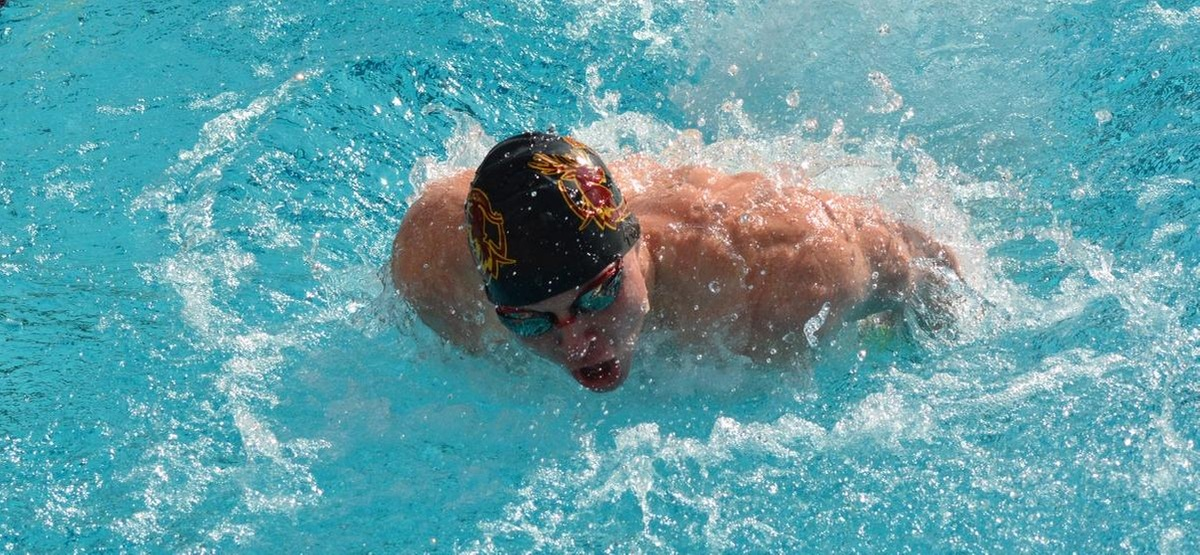 Marco Conati earned CSCAA First-Team Scholar All-America Distinction