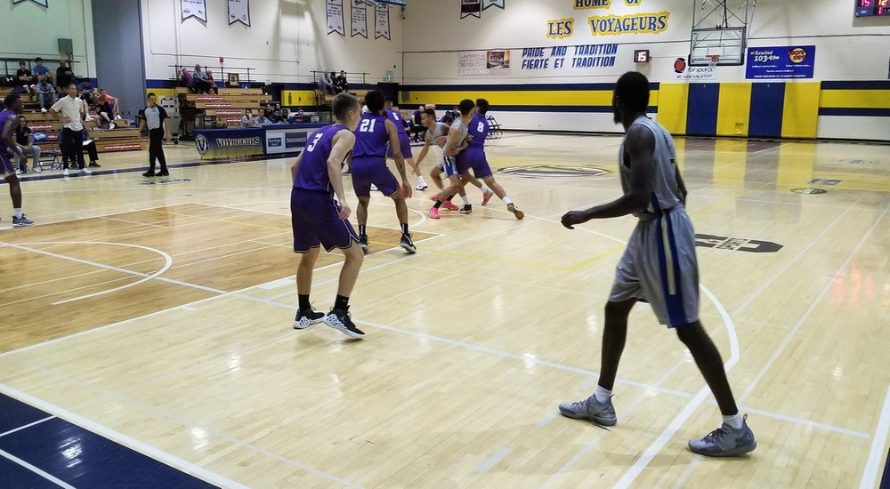 MBB | Western Downs Nipissing, Voyageurs & Gaiters Go Down to The Wire