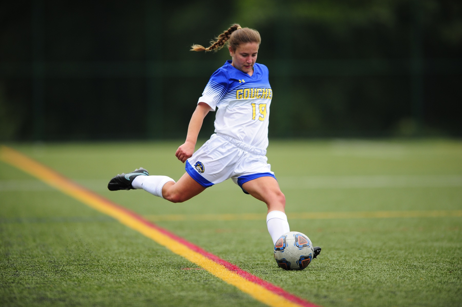 Goucher Falls to Drew in Season Finale