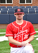 Aidan Frye, Sophomore Pitcher, Dyersburg State, TCCAA Pitcher of the Week 3/10