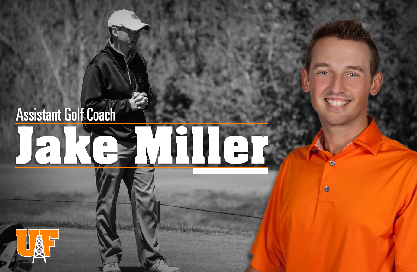 Jake Miller Hired as Assistant Golf Coach