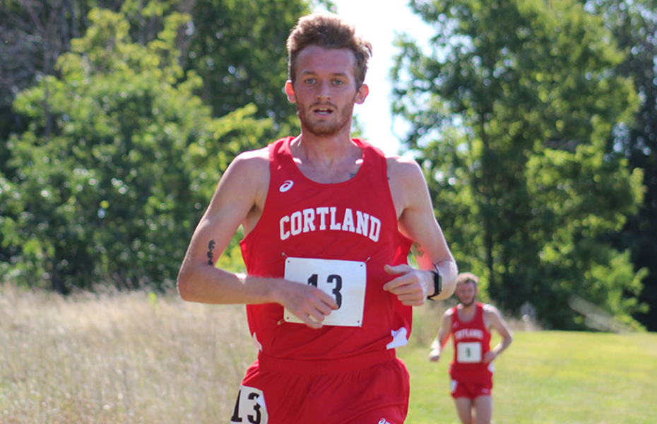 McCandless Selected as PrestoSports Men's Cross Country Runner of the Week