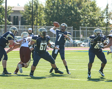 2013 Gallaudet University football schedule released