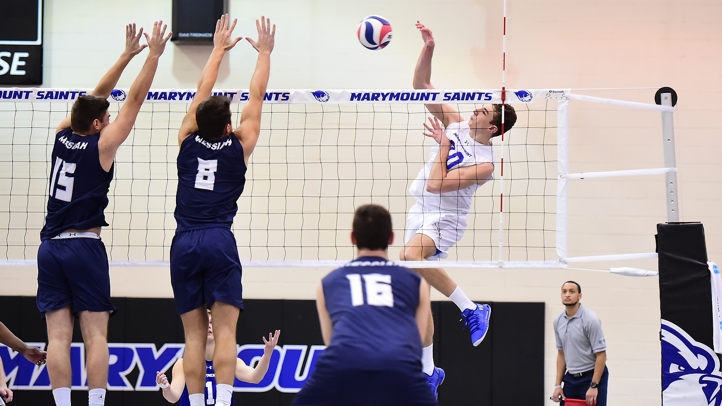 Safley, Shahan set career highs, lead Saints to victory to close regular season