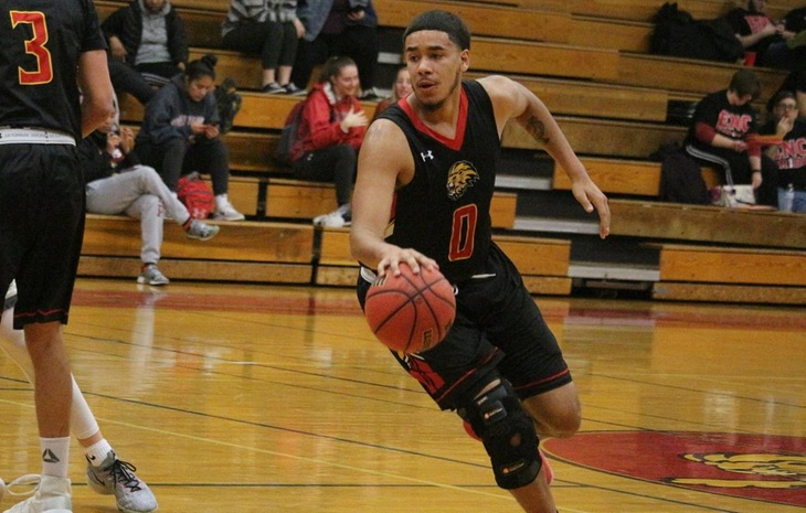 Men's Hoops Pulls Away to Earn 87-57 Victory Over Lesley