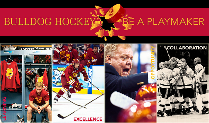 "Ferris State Launches ""Be A Playmaker"" Hockey Major Fundraising Endowment Campaign"
