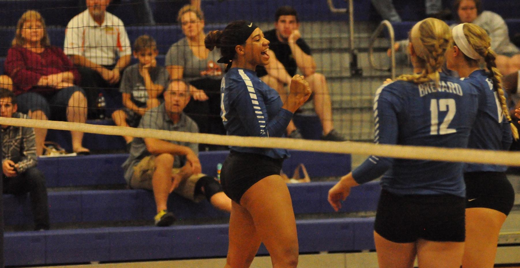 Schedule Change To Volleyball Slate on Saturday, Oct. 7