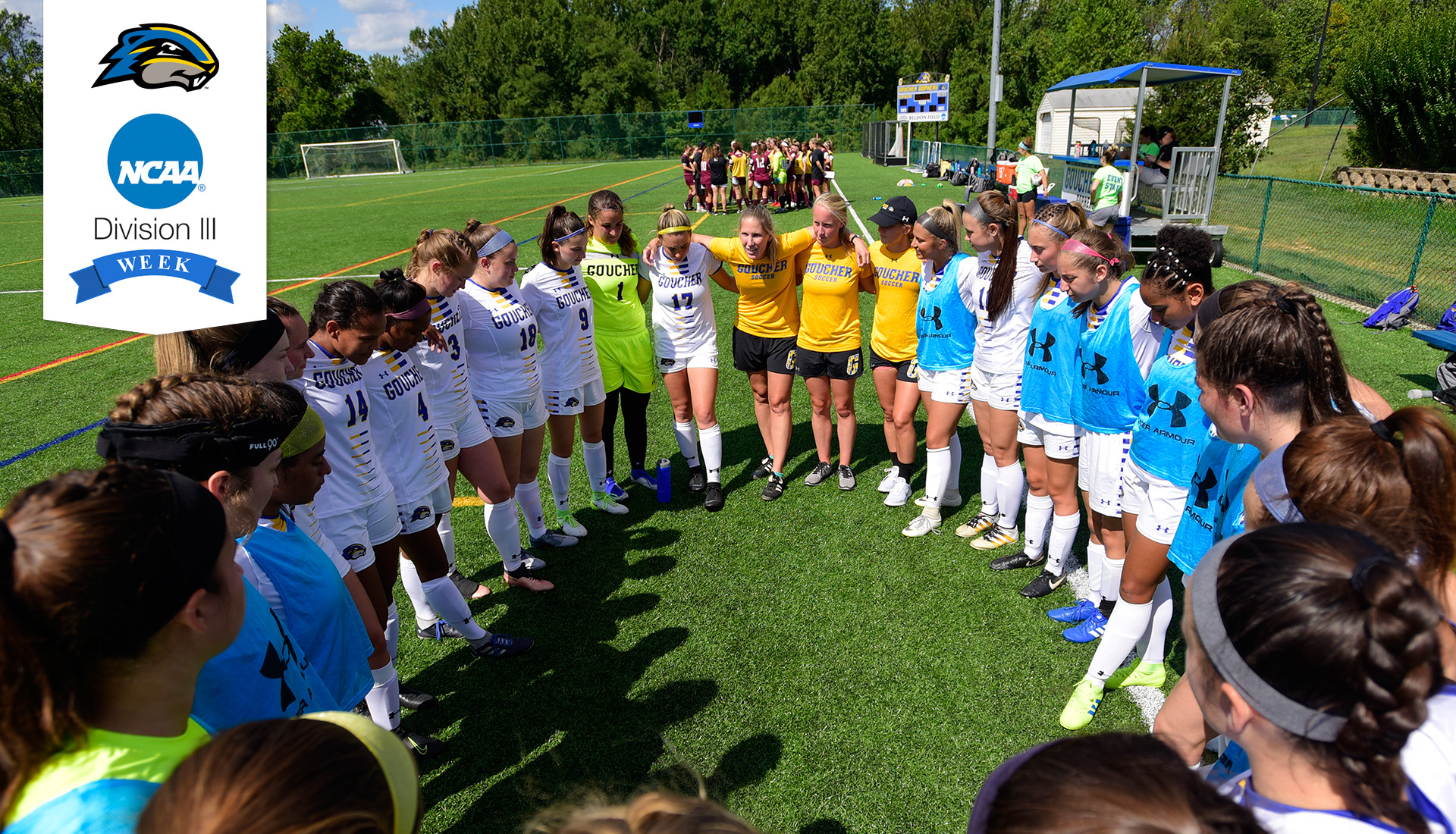 NCAA Division III Week: Questions & Answers With Goucher Women's Soccer Head Coach Stephanie Ricketts