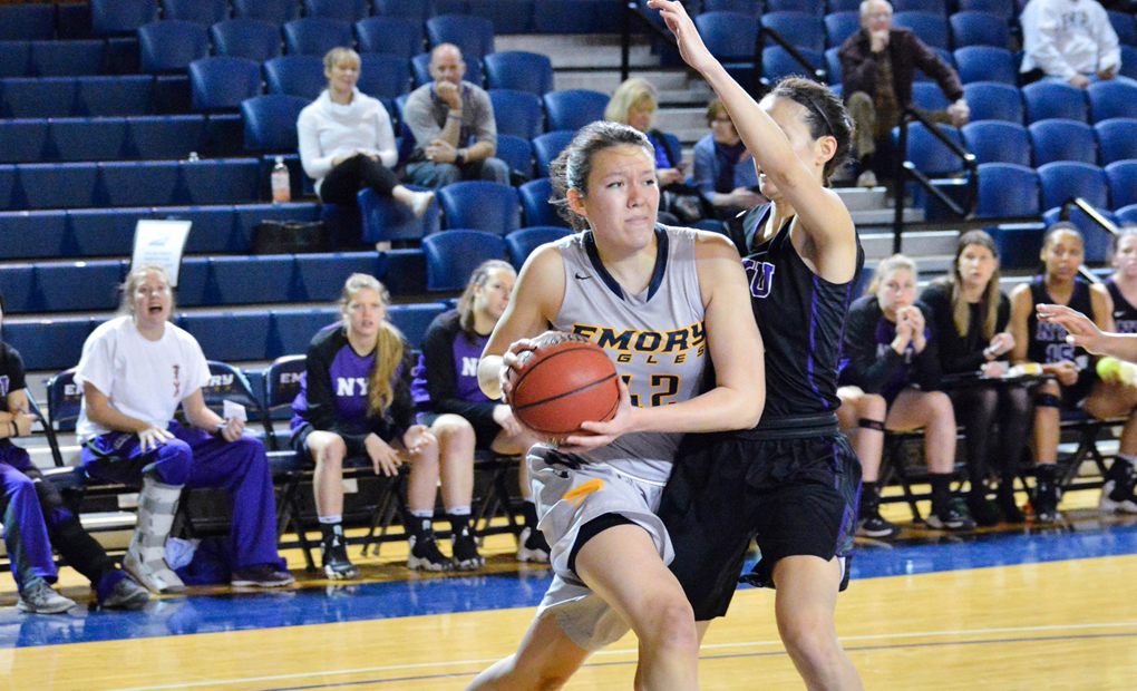 Oldshue Reaches 1,000 Career Points In Emory Women's Basketball Win Over Agnes Scott