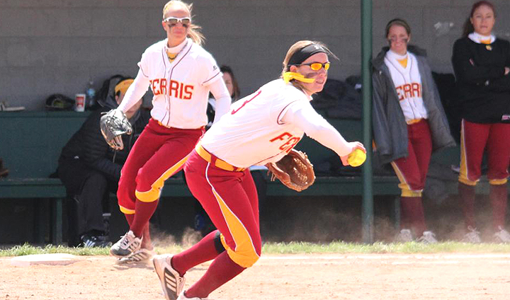 Ferris State Softball Home Doubleheader Against Northwood Moved To Sunday