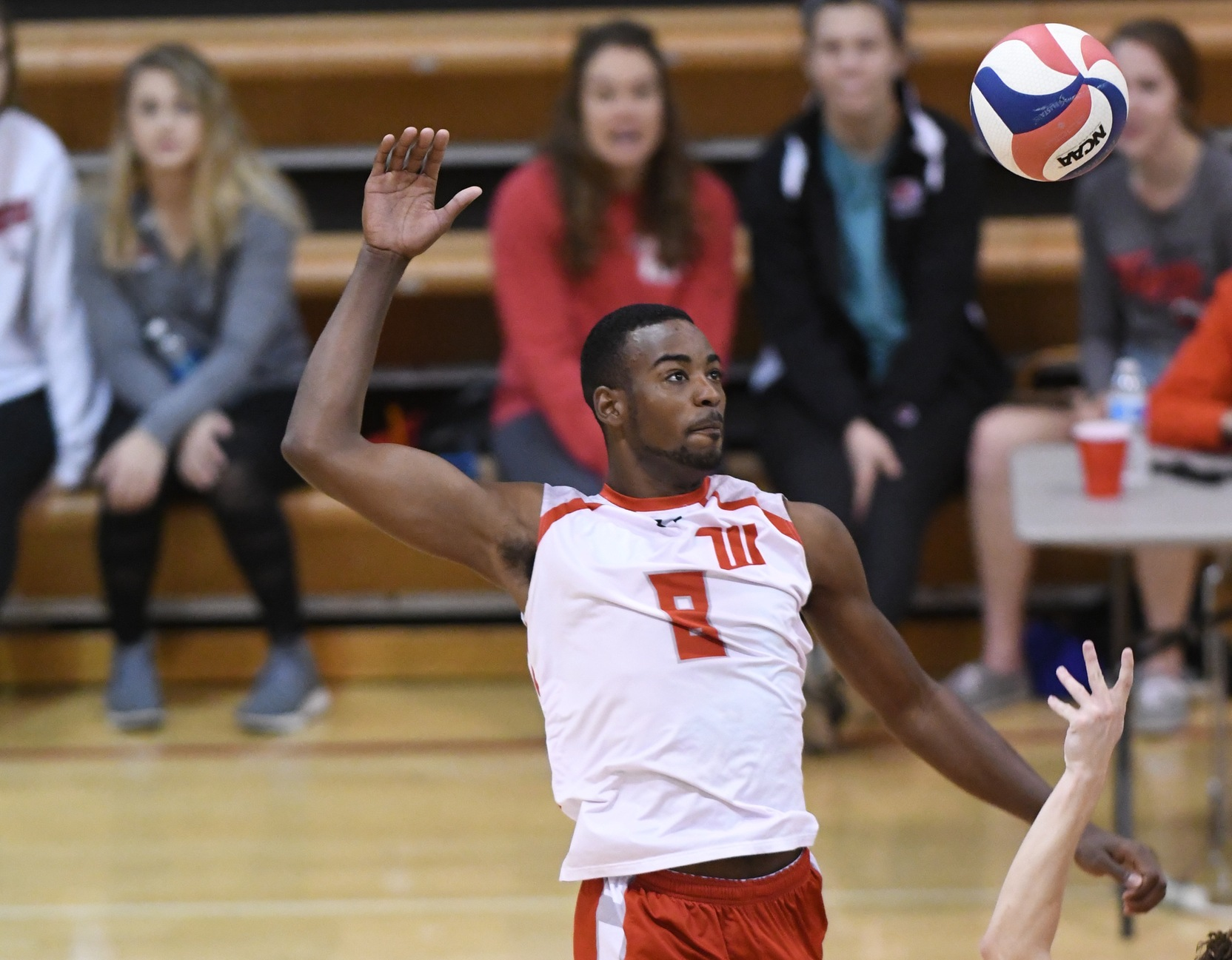 Wittenberg Men's Volleyball Opens Up Against #14 Marymount
