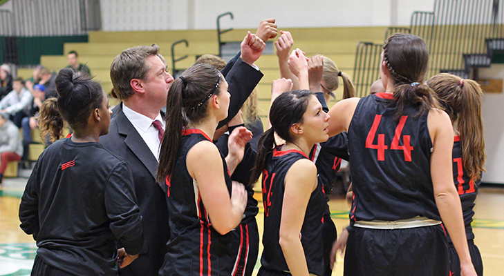 Sluggish Second Half Dooms Women's Hoops vs. Gallaudet