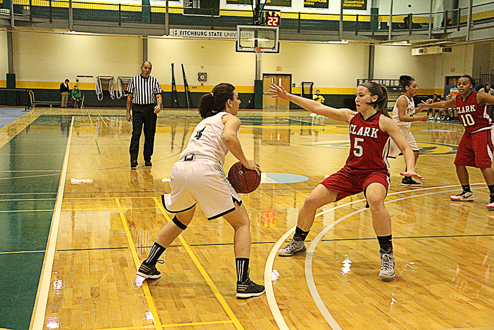Fitchburg State Drops Season Opener To Clark, 76-62