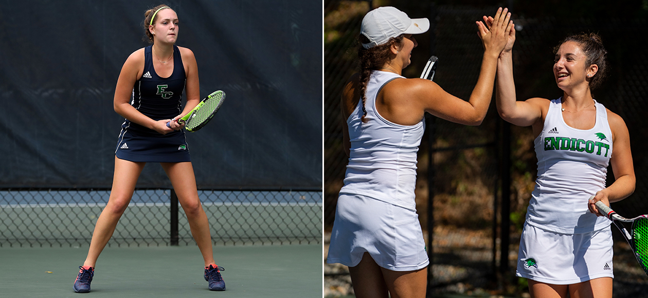 Hartman, Berler Sweep CCC Weekly Awards