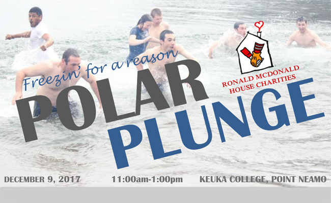 Keuka College Baseball to Host Polar Plunge