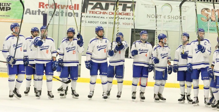 Men's Hockey reflects on season