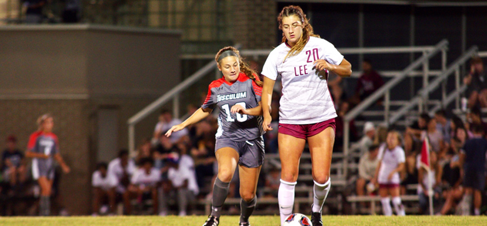 Pioneers fall 5-0 at fifth-ranked Lee