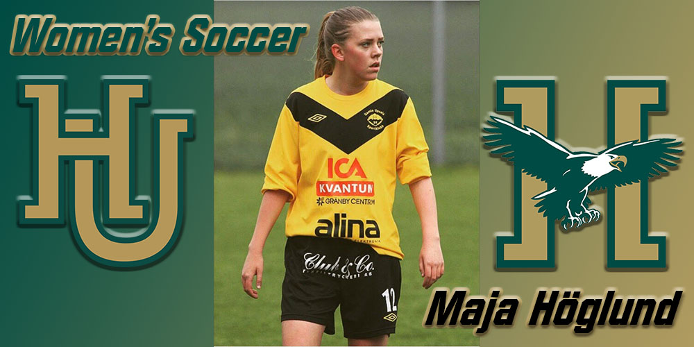 Women's Soccer Announces Final Commitment for 2018 Season; Maja Höglund from Sweden