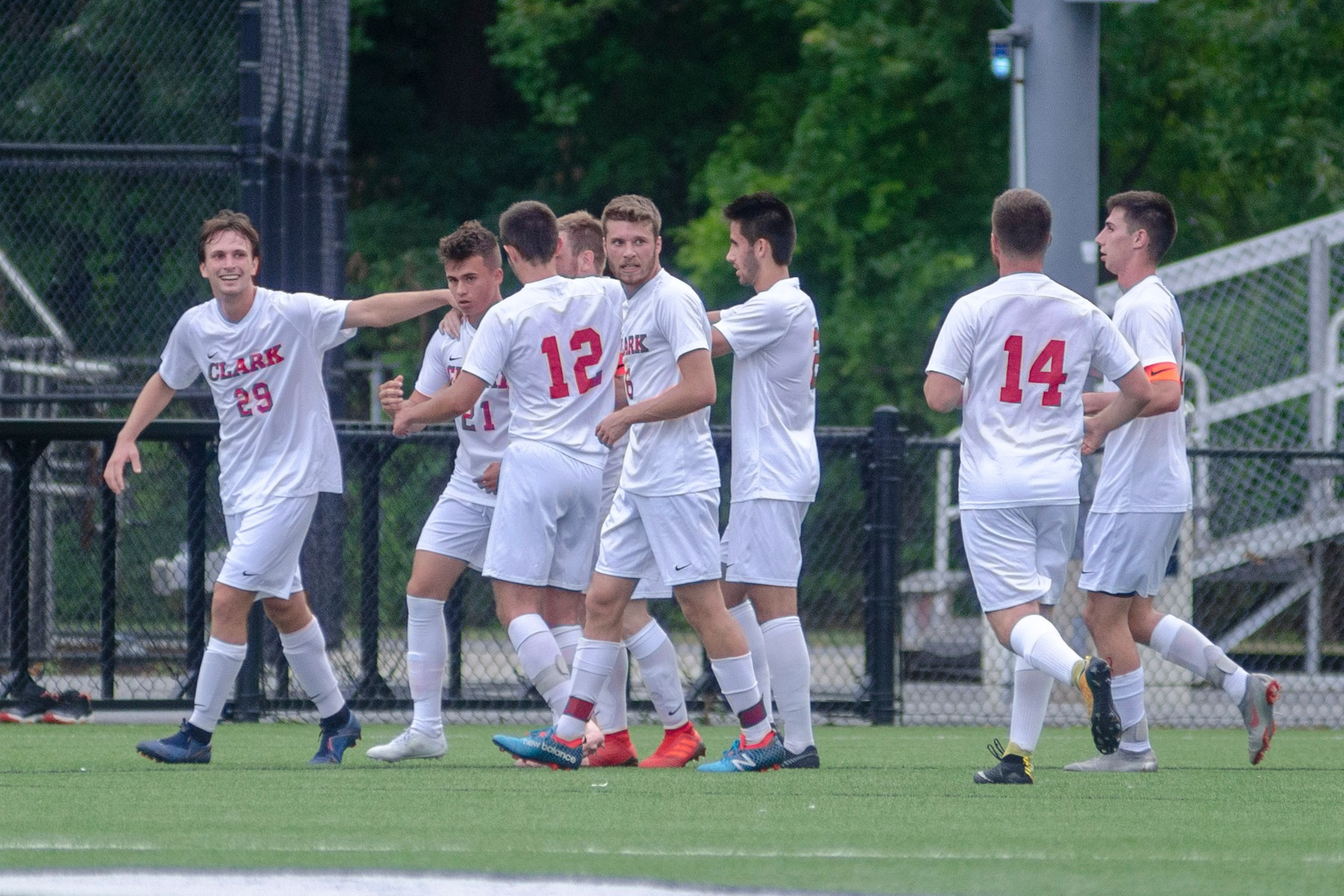 Men's Soccer Picks Up 5th Win