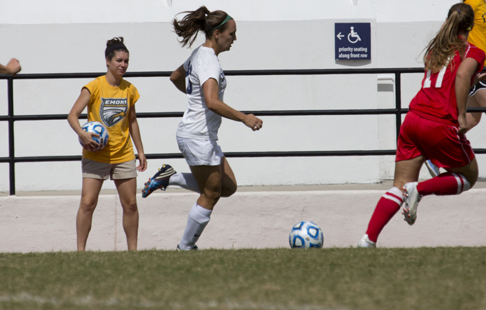 Women's Soccer Wins Fourth Straight, Silencing Birmingham Southern 1-0