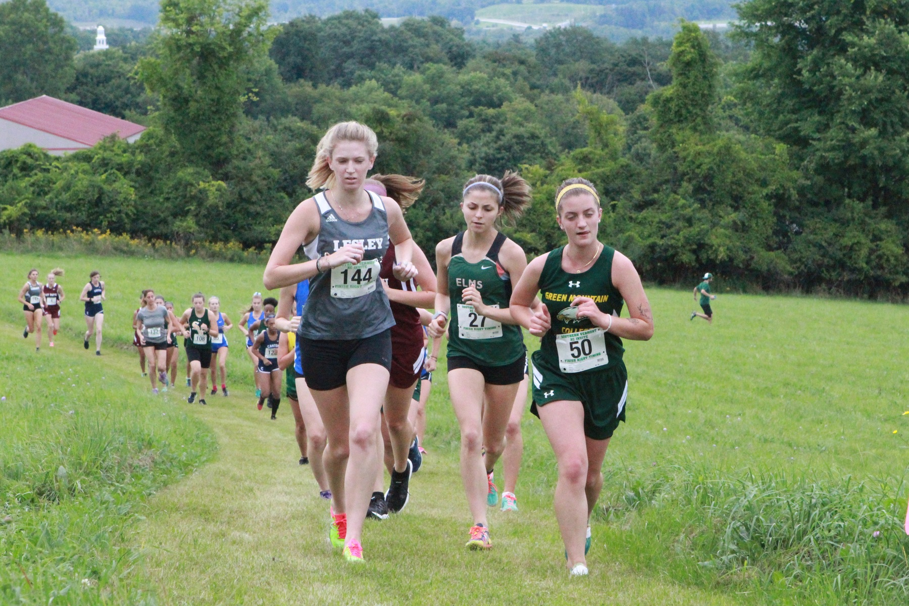Blazers Compete In James Earley Invitational
