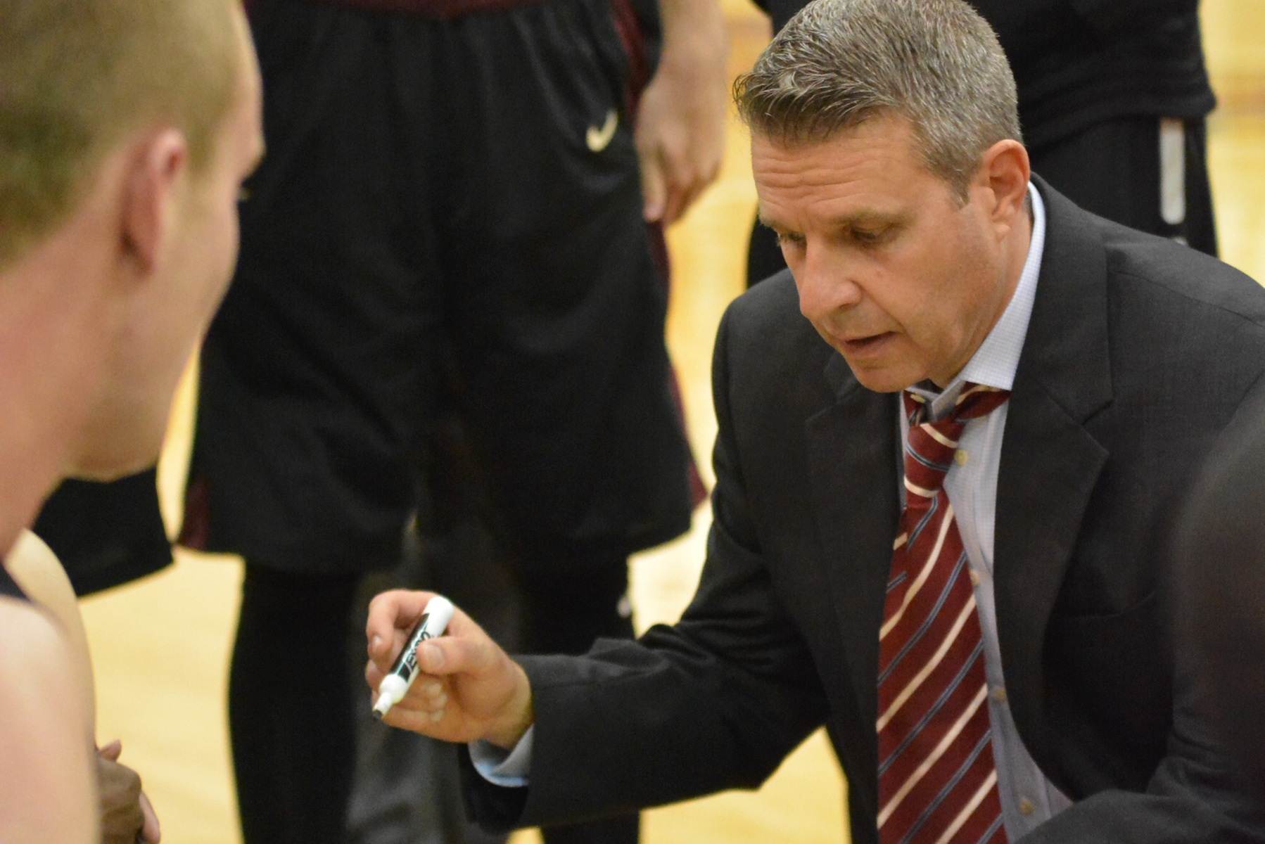 Coach Young Records 300th Win Against Cedarville