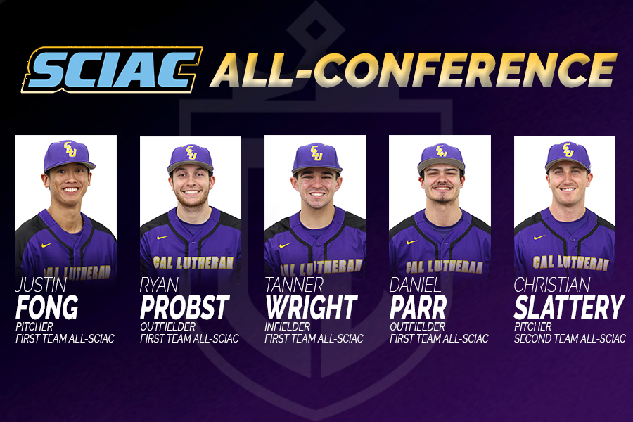 SCIAC Names Five Kingsmen to the All-Conference Team