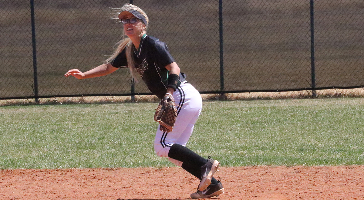 Lady Saints Welcome Northwest Tech to KJCCC with Sweep
