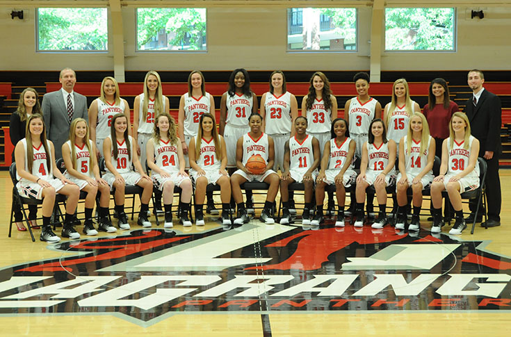 Women's Basketball: Panthers picked third in West Division in preseason coach's poll