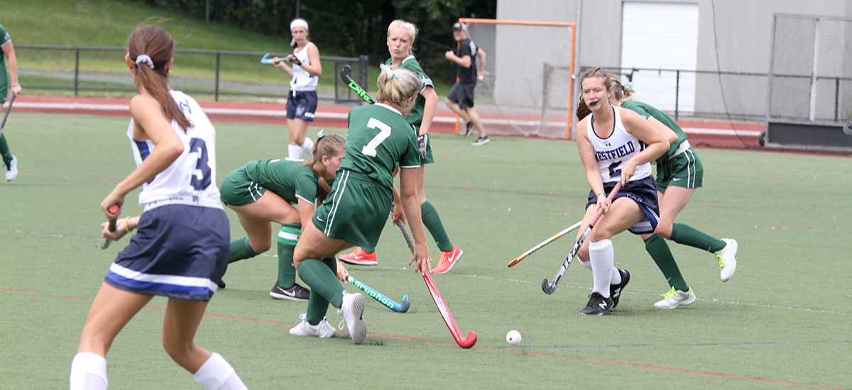 Hartwick wins Empire 8 field hockey match, 4-0