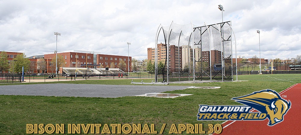 Bison Invitational (April 30) Information
