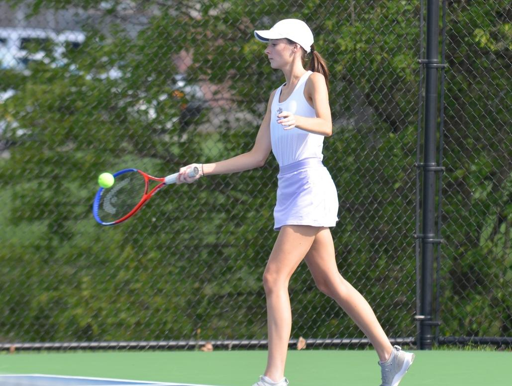 Women's Tennis Concludes Nonconference Action at Alma