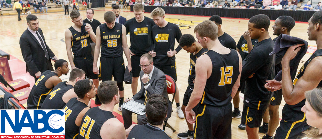 Men's Basketball Named to NABC Academic Excellence List
