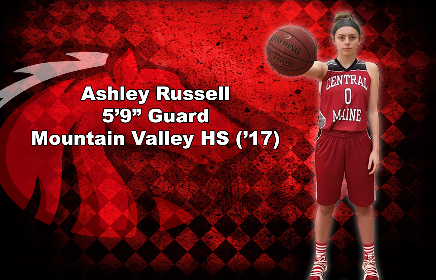 Mountain Valley's Russell joining Lady Mustangs for spring semester