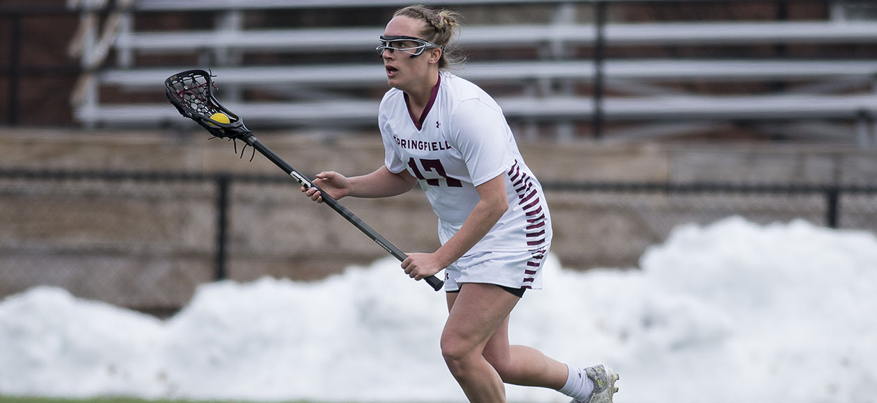 Babson Rallies Late to Overcome Women's Lacrosse, 11-10