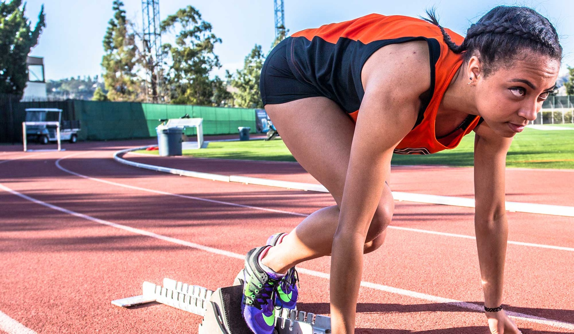 Oxy Track and Field Teams Finish Third at SCIACs