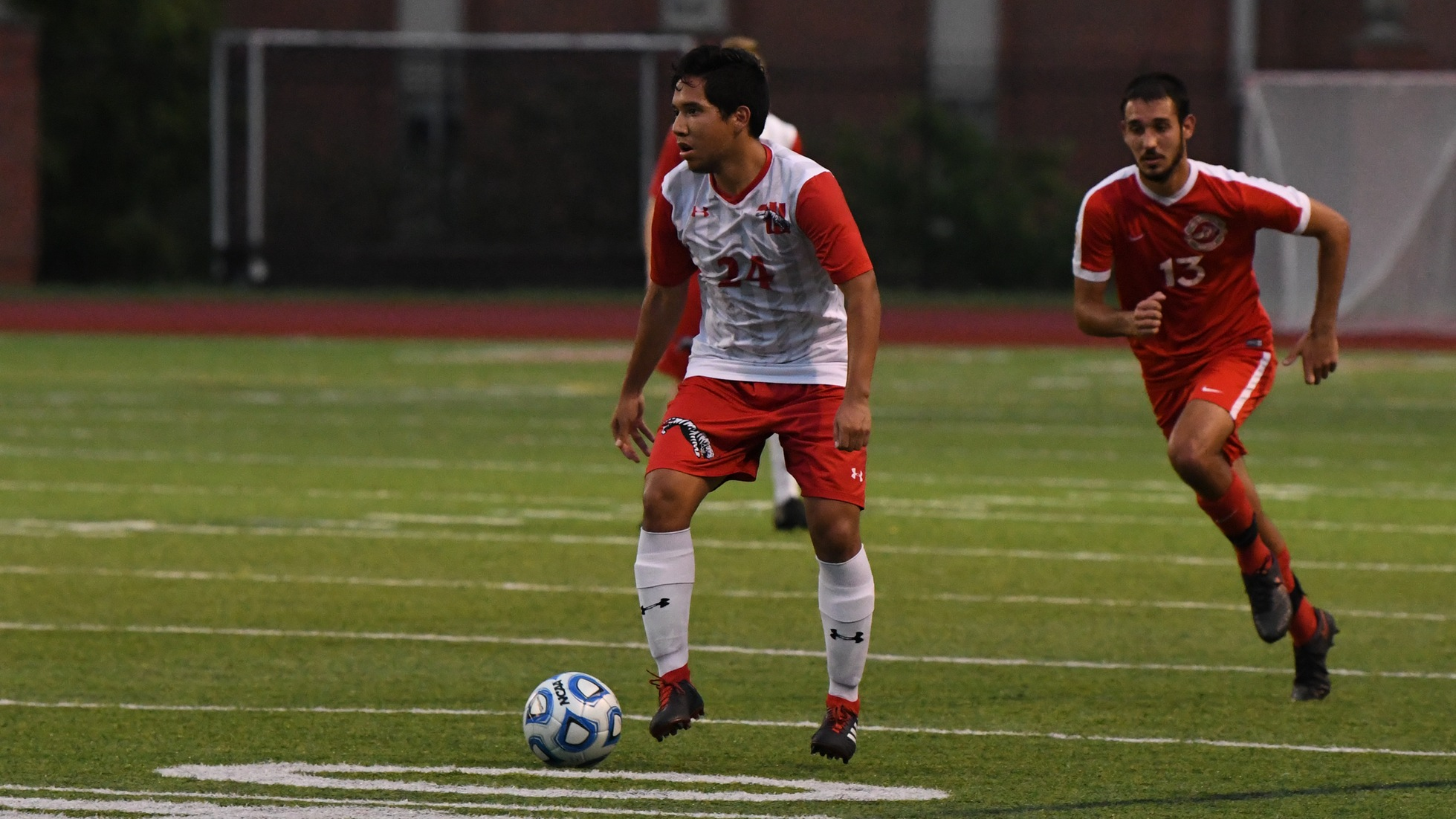 Men's Soccer Survives Double OT On The Road At MSJ