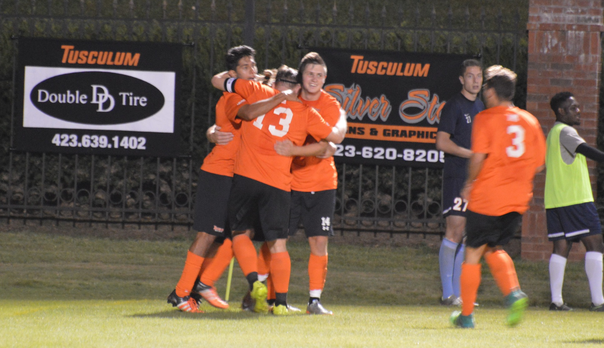 Tusculum, Carson-Newman play to 2-2 draw