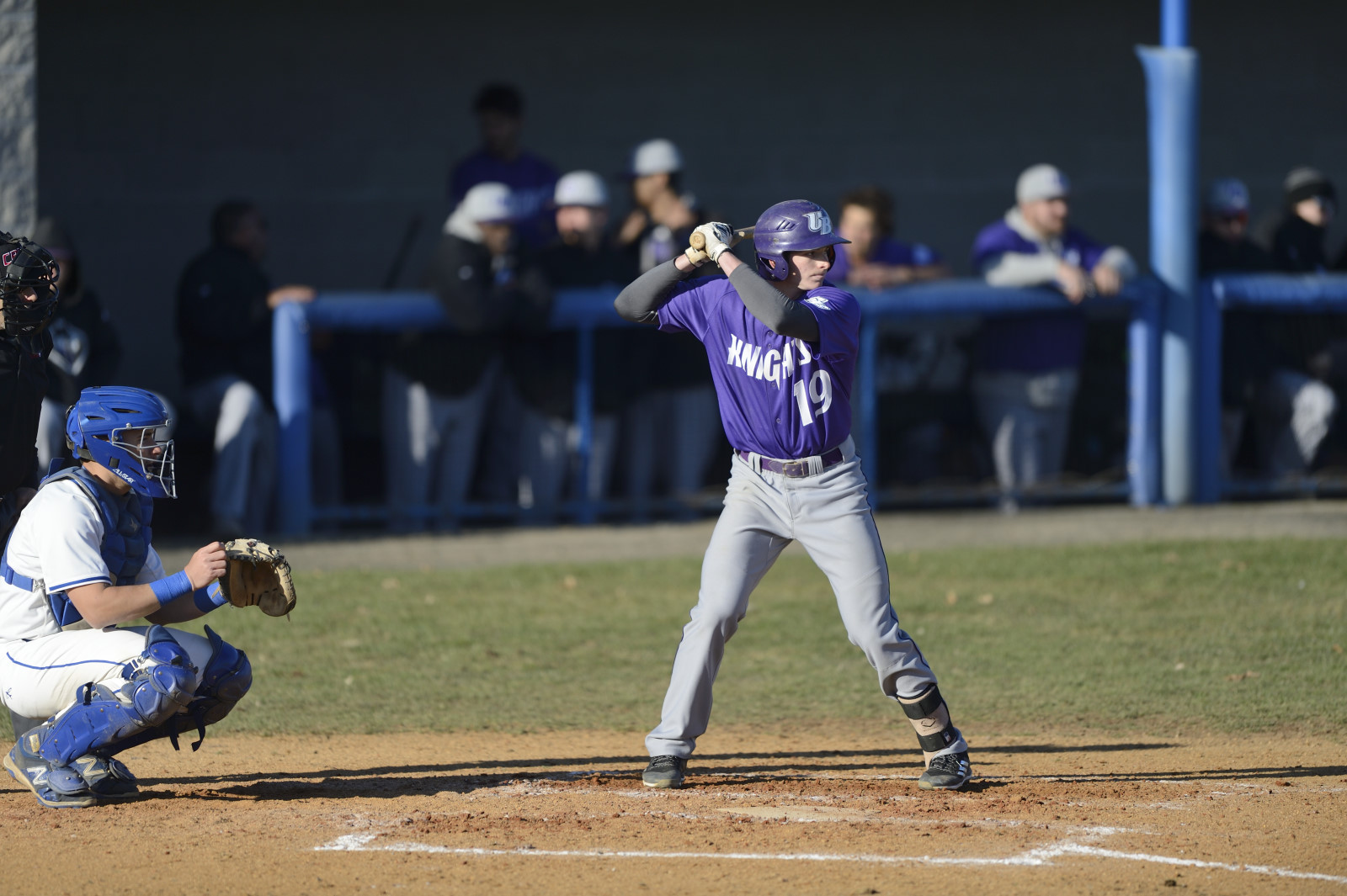 UB Baseball Finally Plays In The Park City City But Falls To St. Thomas Aquinas