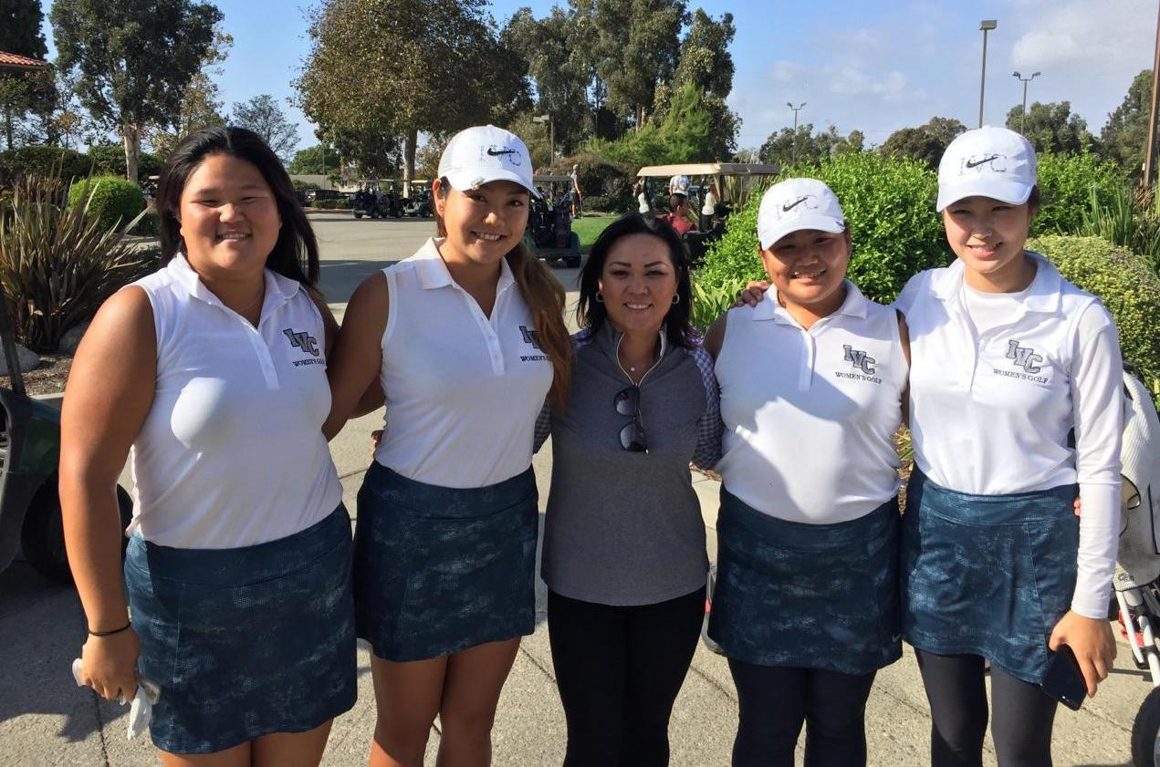 Women's golf team finishes 3-1 in second conference match