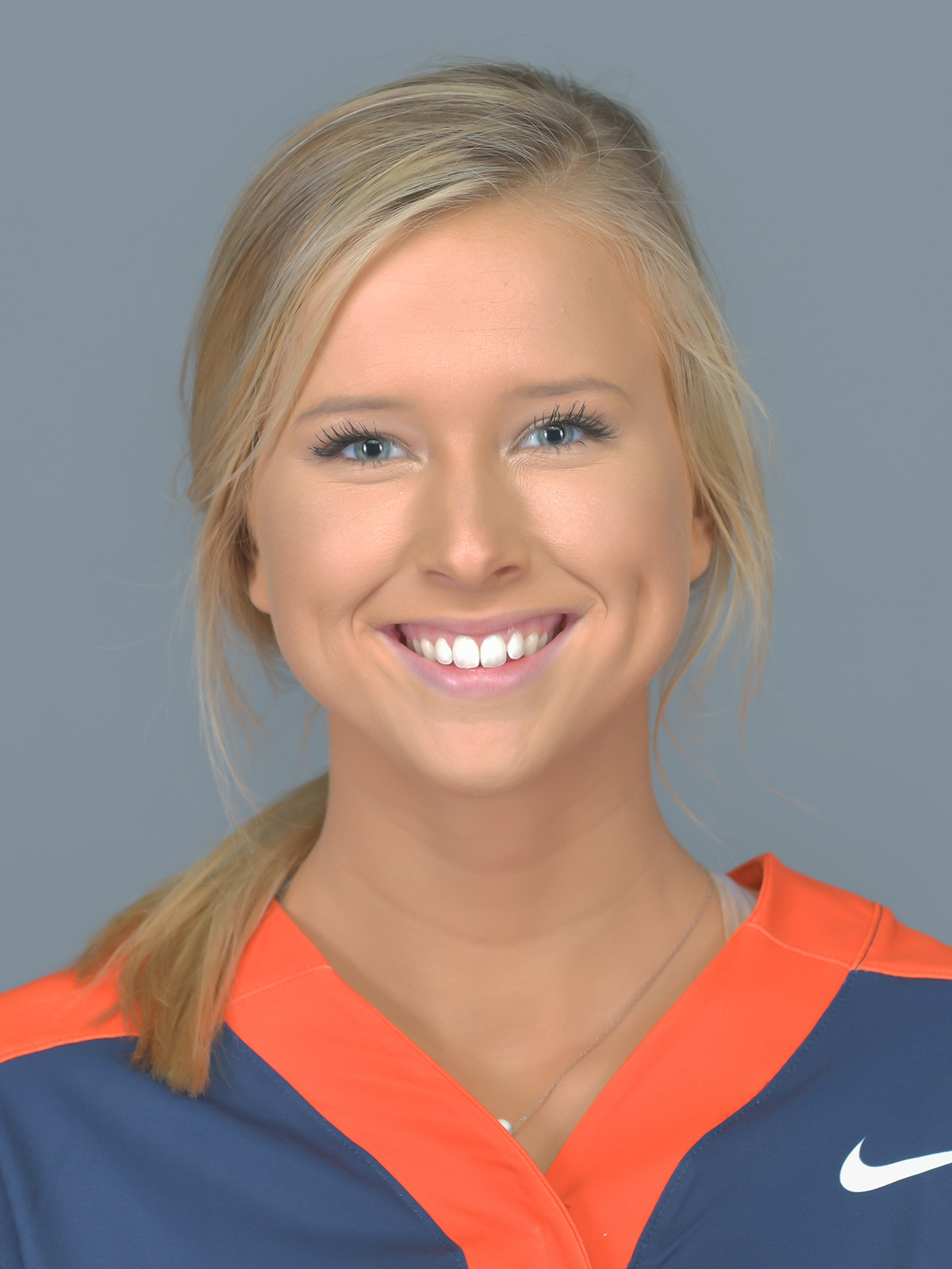 Whitney Wegener posing for a headshot