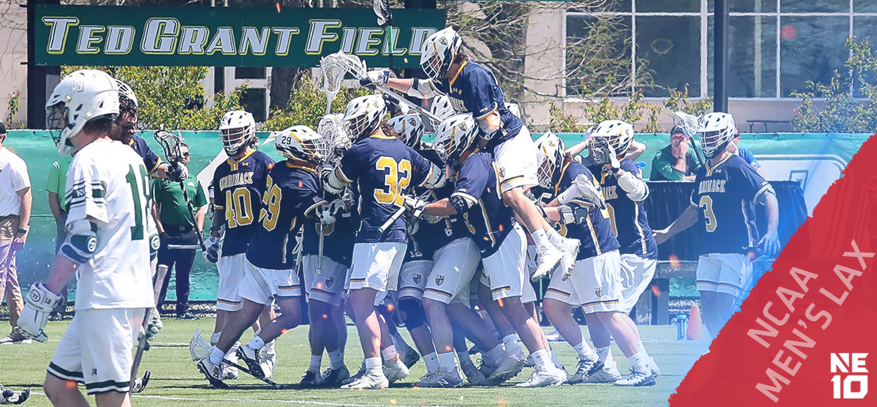 Embrace the Championship: Warriors are Back! Merrimack Advances to NCAA Title Game